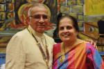 President's Night - President Jayaram and Geetha