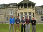 City Foursomes Golf 2013 -