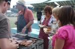2010 Rotary at Littleport Show - Waiting for the chef