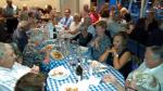 International Meal 2015 & Partners Night - Club members and their partners at Italian restaurant AMICI in Torquay.