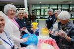 District Meal Pack for Rise Against Hunger -