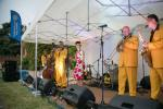 Summer Evening Jazz Concert - The Jive Aces in full flow