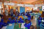 Kiriani Primary School, Tharaka-Nithi County, Kenya - the IT room