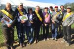 The Living Land - Volunteering as stewards on the Kent County Showground