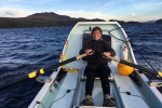 Elaine Hopely - Rowing the Atlantic Ocean 7 September 18.00 for 18.30