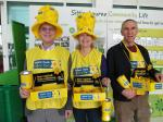 Rotary Club of Sittingbourne Invicta collecting for Marie Curie Cancer Care