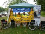 Marlow Carnival - David Sutherland coordinated the Club's involvement in this town event