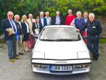 Hungerford Rotarians and Norman's Matra Murena
