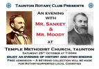 An Evening with Mr Sankey and Mr Moody