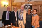 Ebola Treatment and Prevention - Marlow and Monrovia Unite to fight Ebola