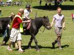KidsOut Jun 2015 - Horse Riding is very popular with the children