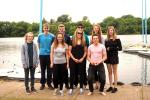 Princes Risborough School Rotary Interact Club spend a day sailing at Bury Lakes Young Mariners July 2016 -
