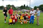 Tom, Nick, Stuart, Patrick and the under 12's!