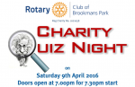 Quiz Night at the United Reformed Church - 9th April 2016