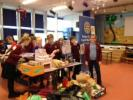 Rotakids Christmas Fair stall