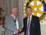 Handover Meeting - The Rotary Club of Southport Links Handover Meeting