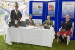 Do visit our hospitality area at the Royal Braemar Highland Gathering.