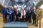 Rotary Club visit to Brize Norton -