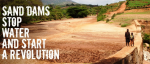 We support Sand Dams! -