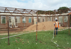 Work ongoing at Ngora hospital