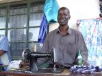 Donate your unwanted tools - Richard: one of the beneficiaries from TFSR collections