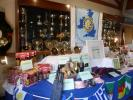 20th Annual Mayor of Truro's Charity Golf Day, 12 May 2017 - Prize display at the start of the day