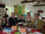 Rotary Grant for the Thomley Activity Centre -