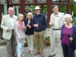Wine Afternoon with Clive and Ruth -