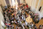 Wine Festival in Pittville Pump Room