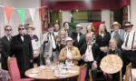 Social Events - Dressing up for Italian night!