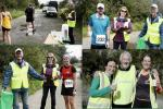 Wirksworth Rotary marshals help the race run smoothly