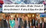 Christmas Lunch - December 2013 - Salutations, Rotary Grace and a silent mark of respect to the late President Nelson Mandela.