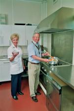 Home Link's new kitchen -