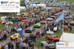 2017 Classics & Supercars Show at Sherborne Castle