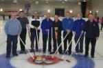 Perthshire League Curling V's Perth Kinnoul at Perth