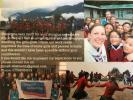 Ella Brierley (student) will tell us about her experience in Nepal -