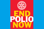 Fundraising social event in aid of 'Foundation' and 'End Polio Now'