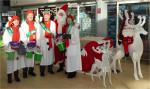 Sainsburys Collection 2018 - Santa & his helpers