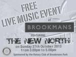 Live Music Event at the Brookmans