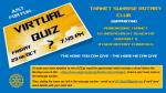 The invite to join the Virtual Quiz