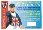 St Georges day celebrations at Woolwell Centre