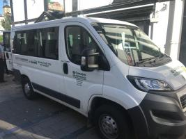 A mini bus for Wadebridge