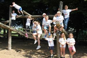 ROTARY 'KIDS OUT' TO MARWELL ZOO