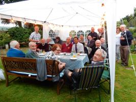 Fellowship evening 2016 at David Kilvington