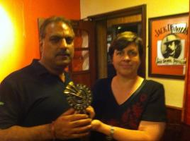 District Darts Competition 2012-2013