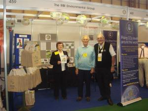 Environmental Boot at RI Convention Birmingham