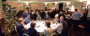 Christmas Dinner & Speaker - Claire Ashwood - Ghana Appeal