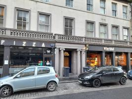 56 Reform Street, the site of Ingram's Restaurant. Where we met after leaving the Queens Hotel