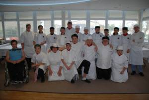 Rotary Young Chef Competition (February 2013)