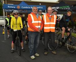 Ribble Valley Ride 2017